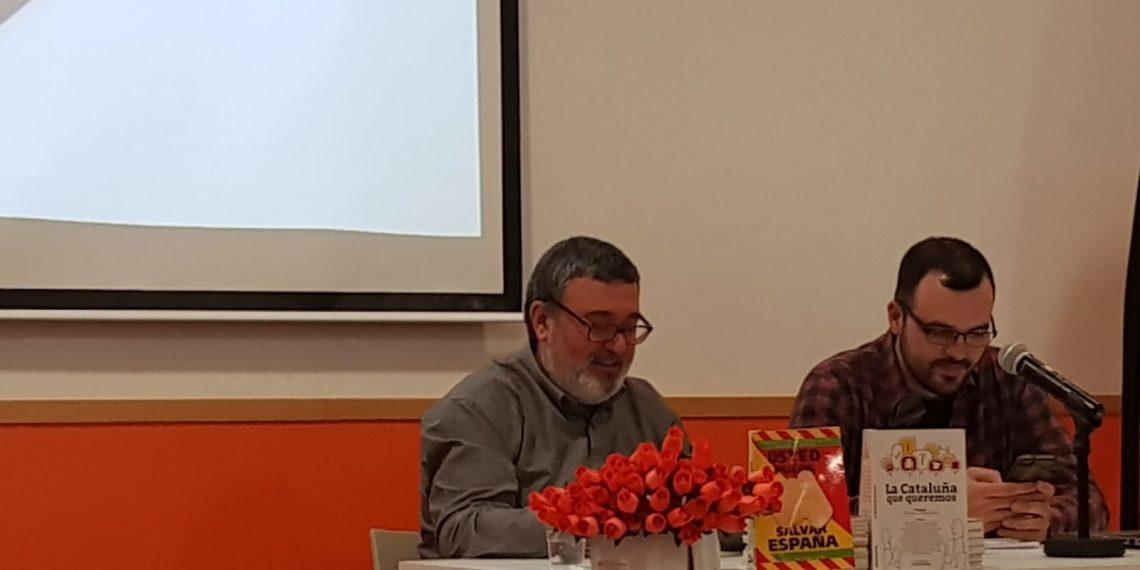 Sergio Sanz, con Sergio Fidalgo
