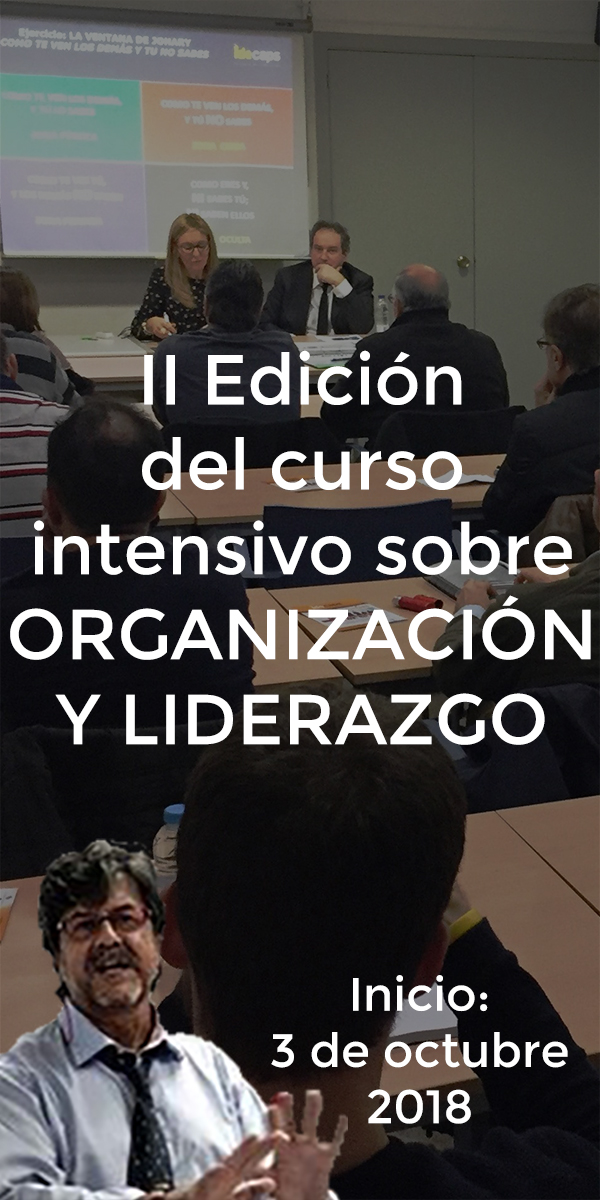 Organización y Liderazgo