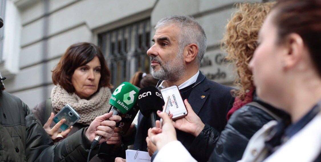 Carlos Carrizosa (Ciudadanos)