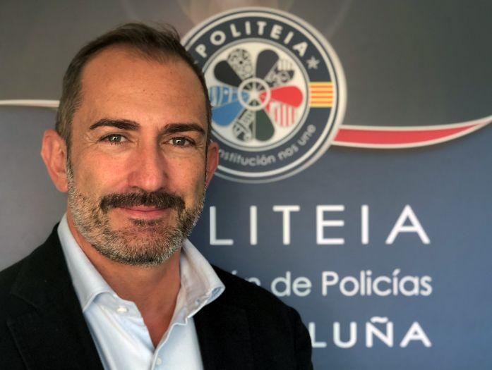 David Hernández, presidente de Polteia