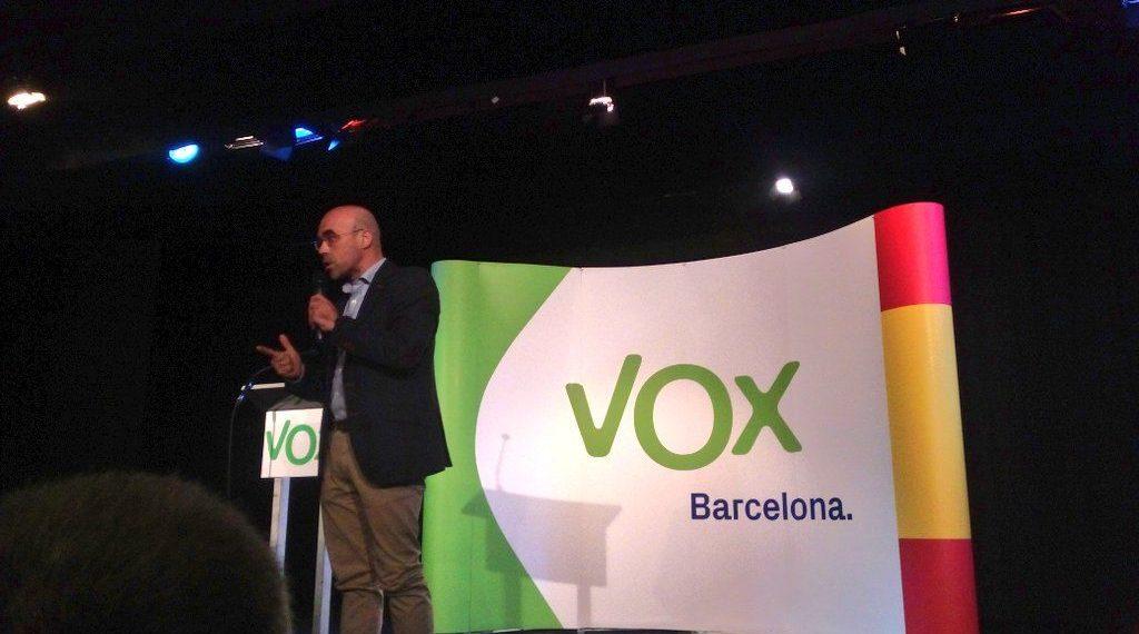 Vox en Hospitalet