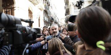 Carrizosa (Ciudadanos), tras sufrir un escrache en Valls