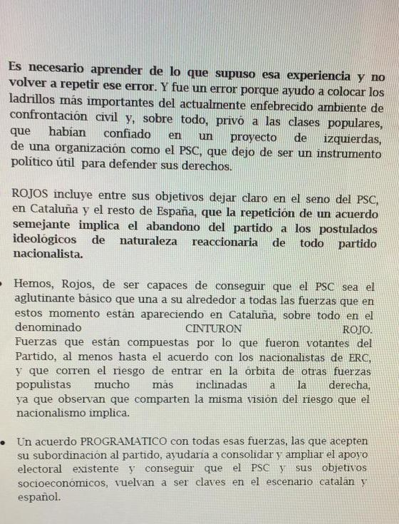 Documento debate sobre tripartito 2