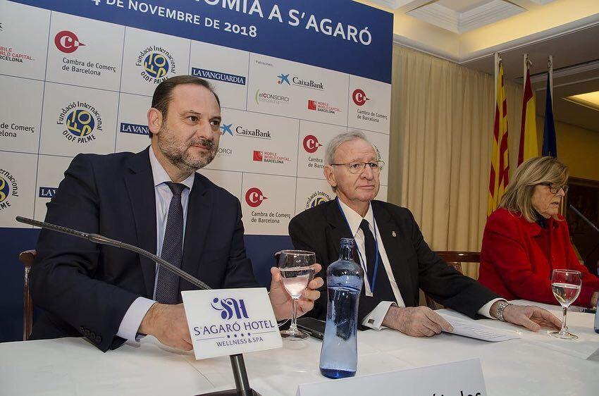 José Luis Ávalos en S'Agaró