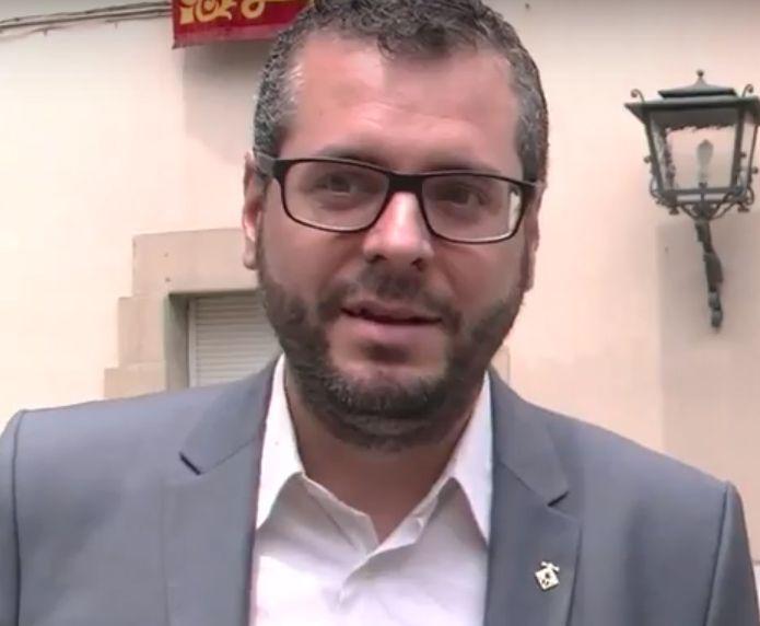 Oriol Torras, alcaldable de ERC para Esplugues de Llobregat