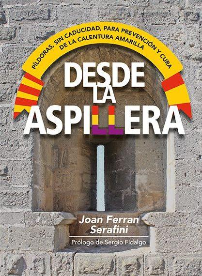 Portada Desde la aspillera libro de Joan Ferran