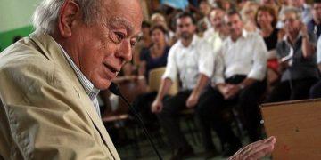 Jordi Pujol, en una conferencia de CDC