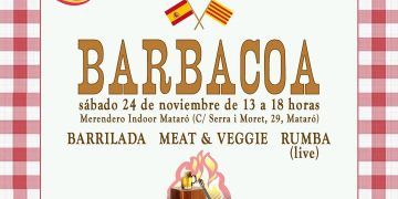 Barbacoa Joves Societat Civil Catalana