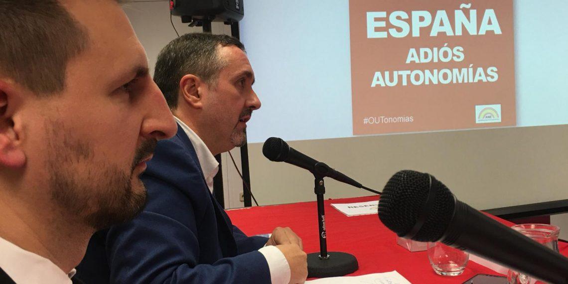 Referéndum derogación autonomías Asamblea Nacional Española