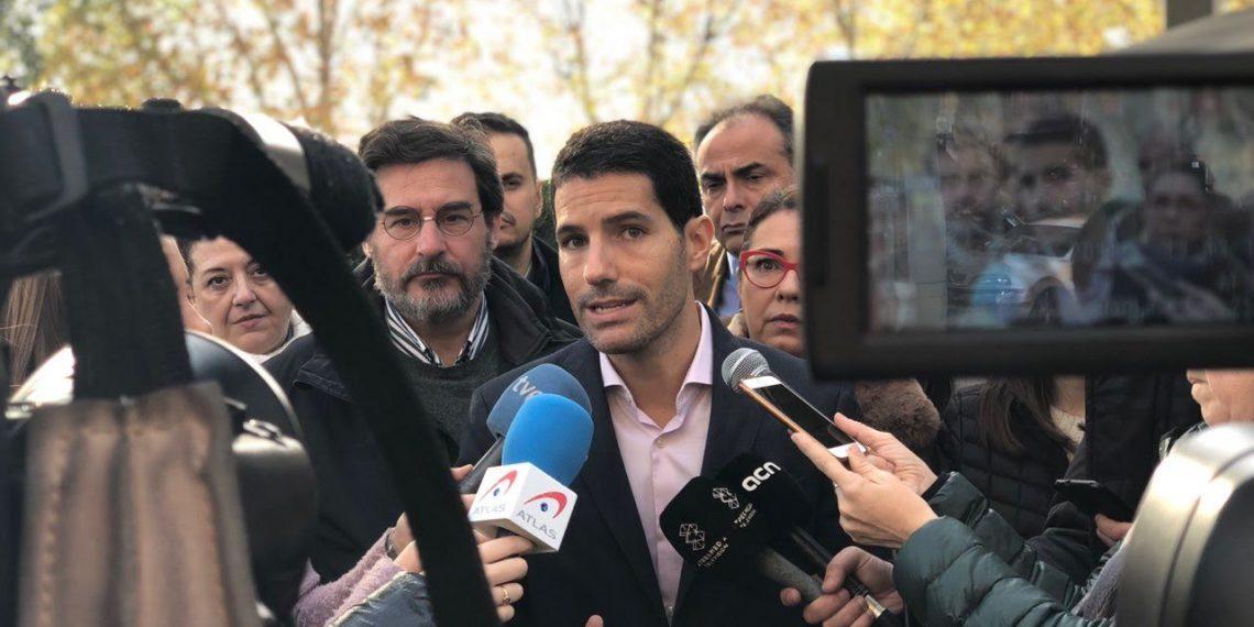 Martín Blanco (Cs) prensa