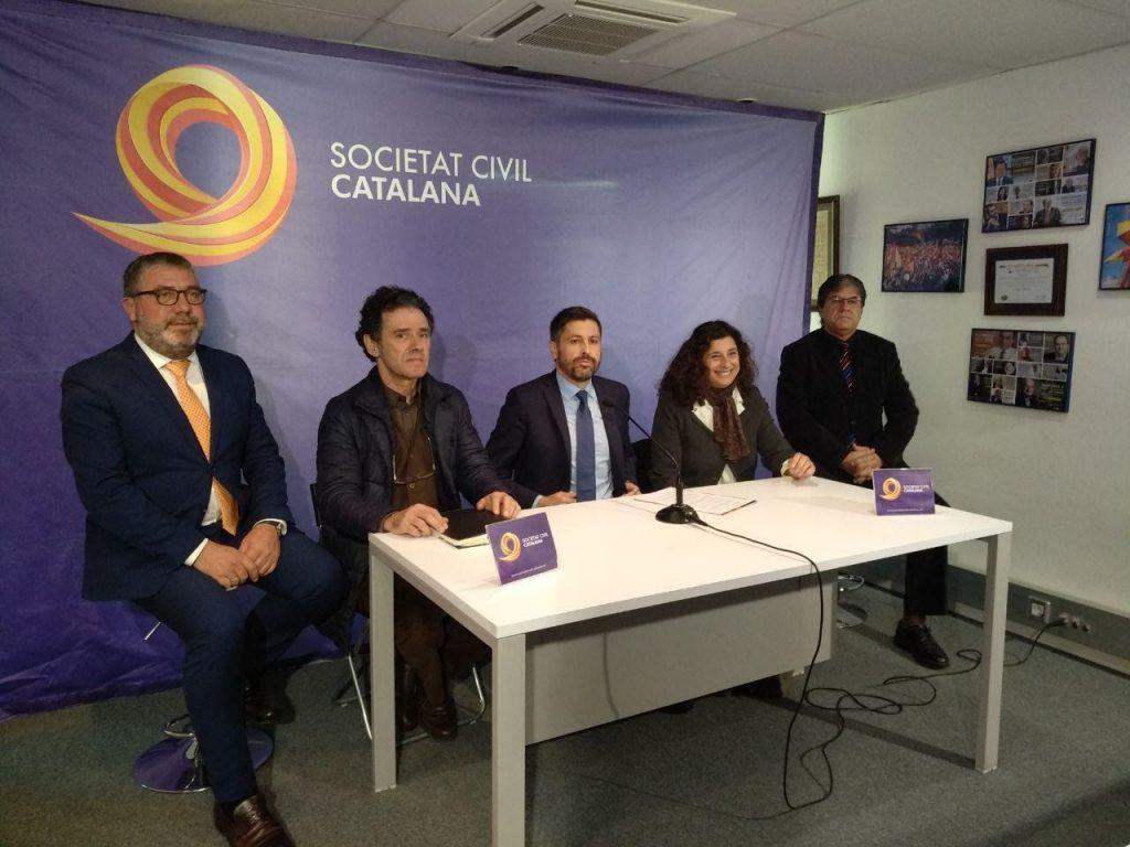 Directiva Societat Civil Catalana