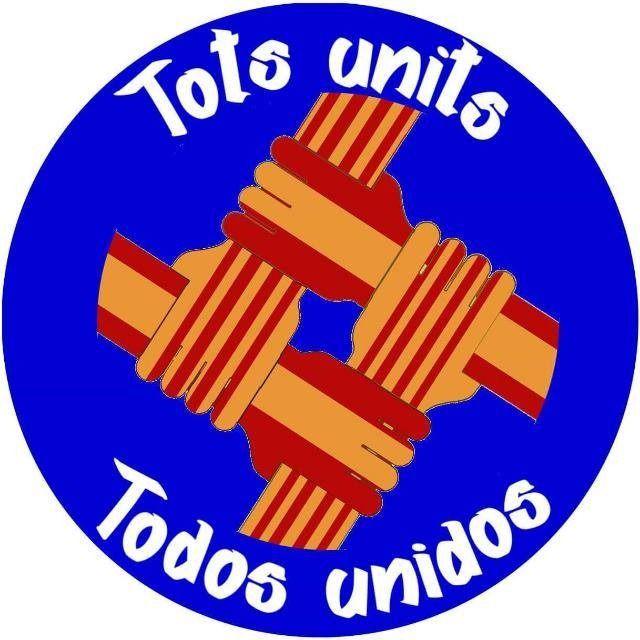 Logo Todos Unidos Tots Units