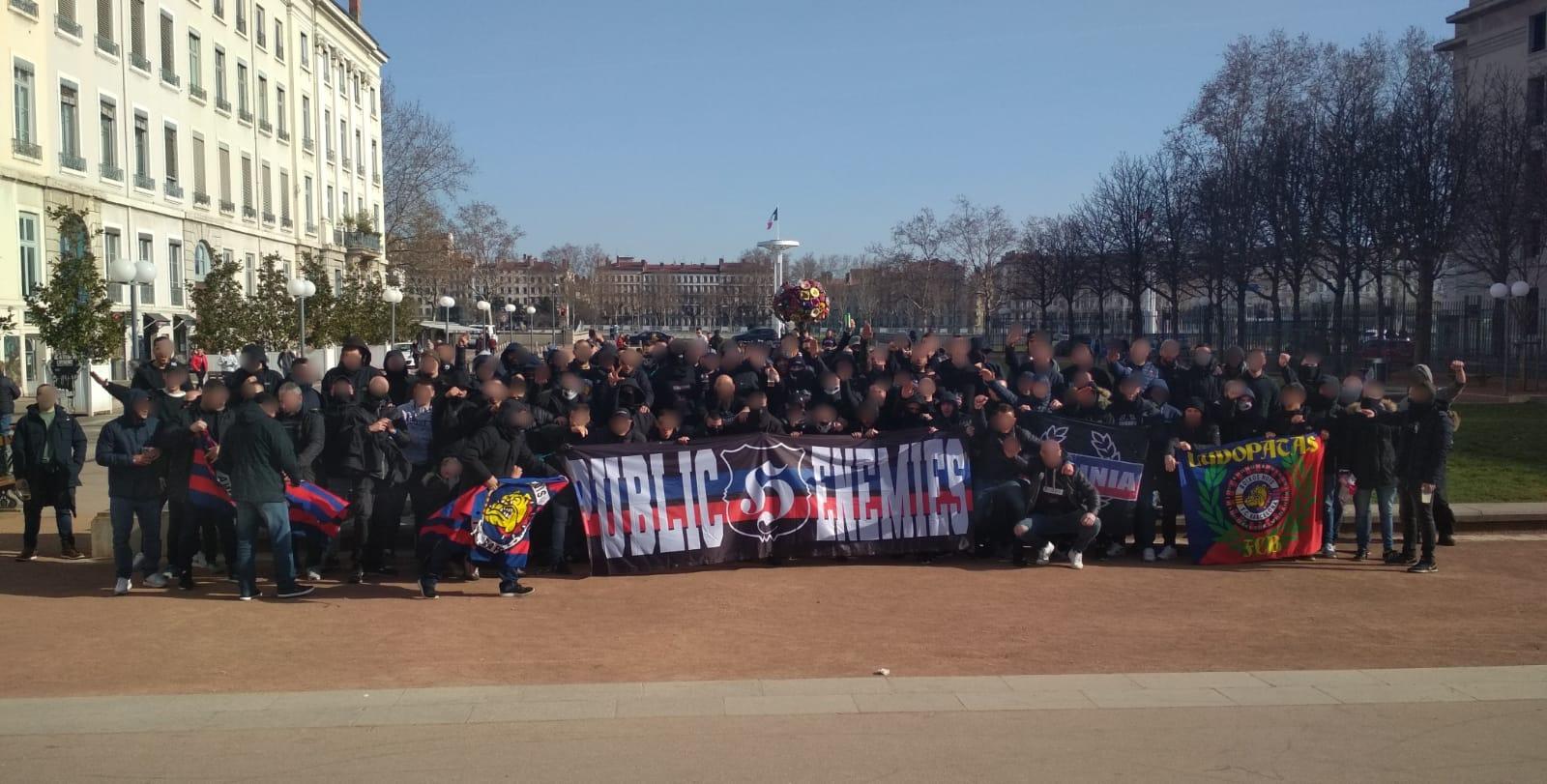 Los Boixos Nois, en Lyon.
