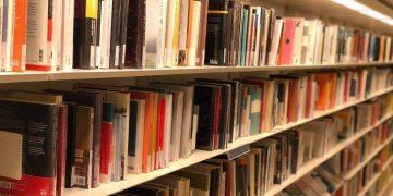 Estantería biblioteca