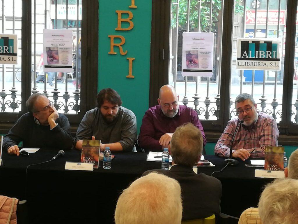 Ferran, Pedret, Cortés y Fidalgo