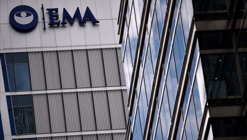 The headquarters of the European Medicines Agency  EMA   is seen in London  Britain  April 25  2017  REUTERS Hannah McKay